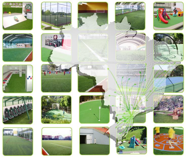 grama sintetica para jardim em curitiba:Fábrica de Grama Sintética / Artificial para jardim em Curitiba