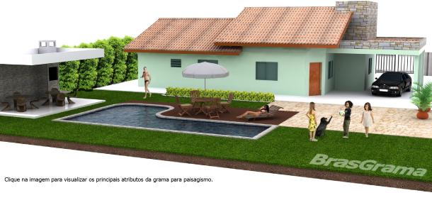 grama sintetica em jardim de inverno : grama sintetica em jardim de inverno:Gramado Paisagismo para Jardim